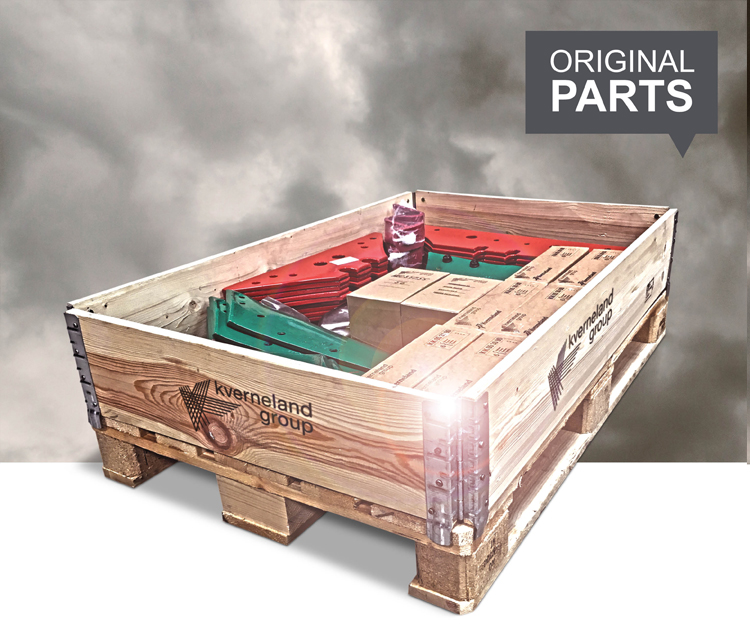 Kverneland Original Parts - Farmer's Pallet